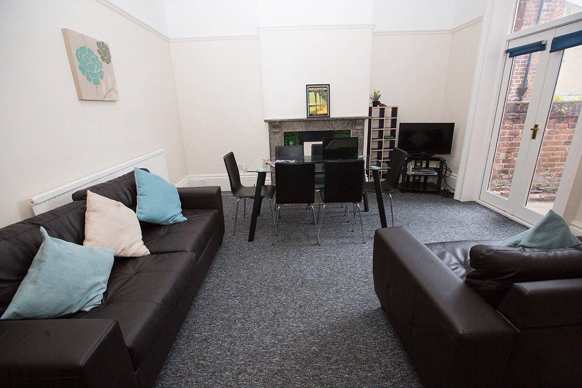 Sheffield student accommodation - Hoole Road