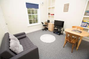 Clarkehouse road - student flat