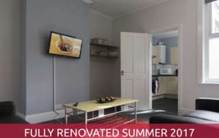 renovated student properties in sheffield